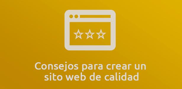 Sitio Web de Calidad